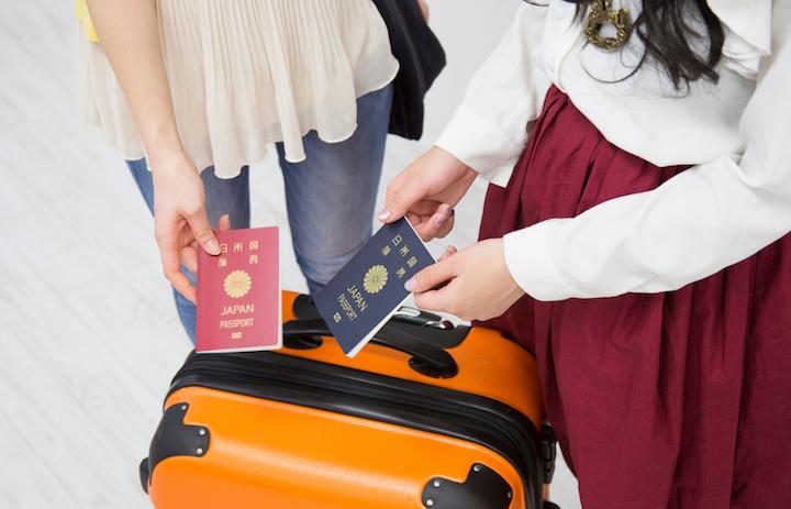 パスポート(旅券)の種類!有効期限5年と10年があります。