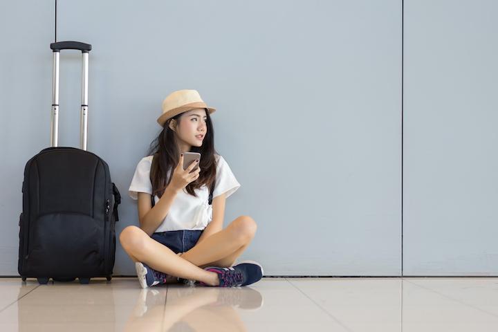 国内旅行をする・しない人の価値観の違いについて。