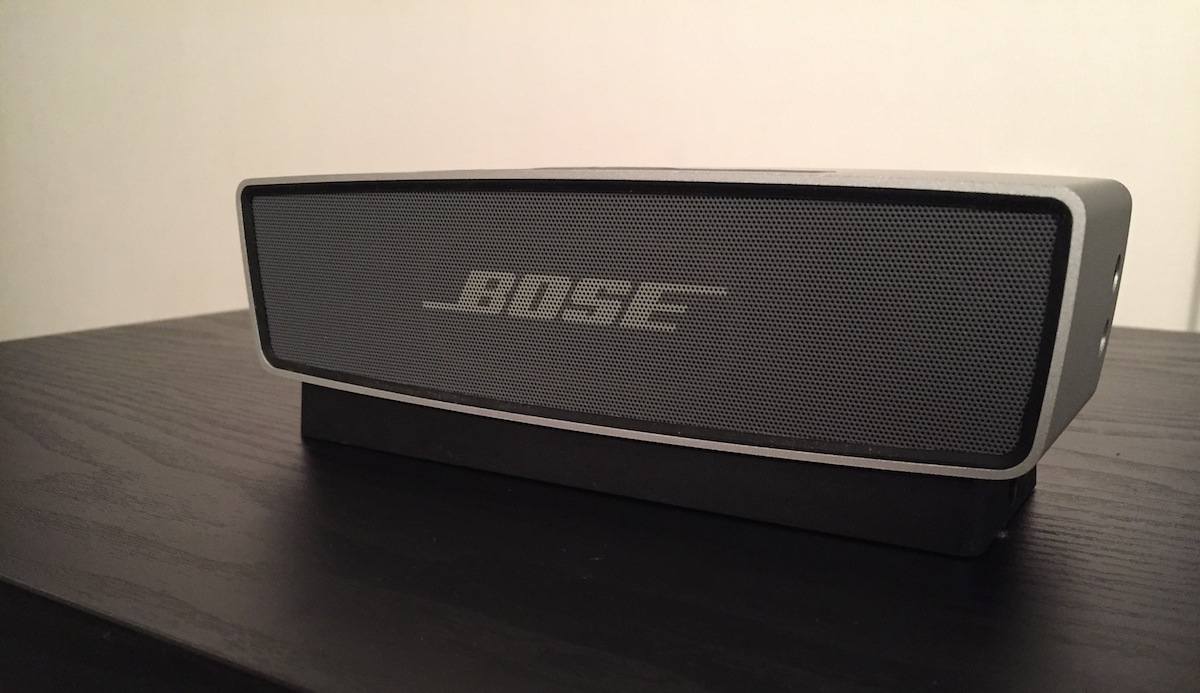 BOSE-SoundLinkmini2の口コミ・評判と賃貸物件で使える?
