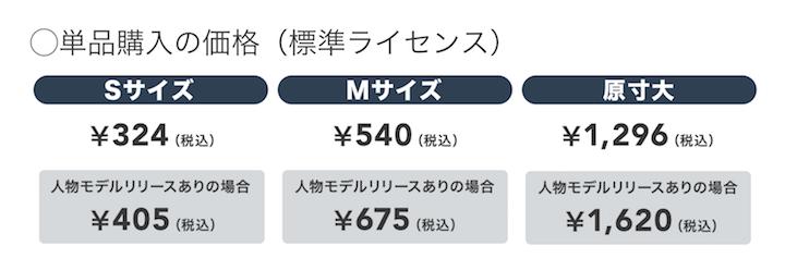 スナップマートの新しい価格