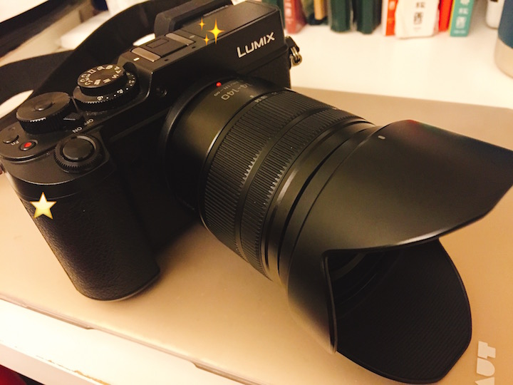 パナソニックのカメラ