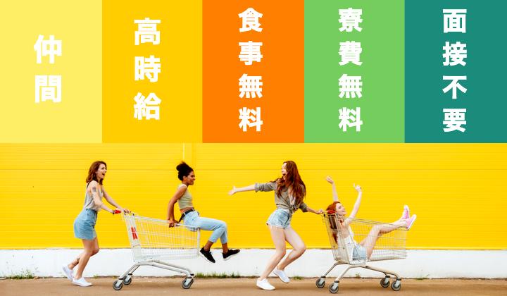 長期リゾートバイト派遣で日本全国を転々とする方法を解説!