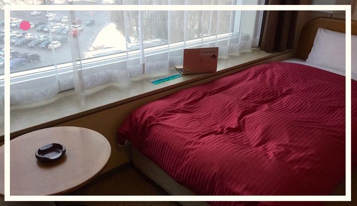 リゾバの寮はホテル?ホテルなのでキレイ!エアコンもある!