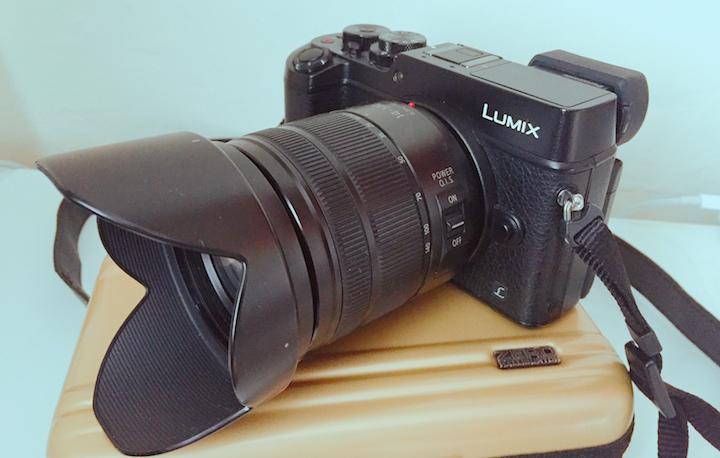 ストックフォト用のミラーレスカメラ