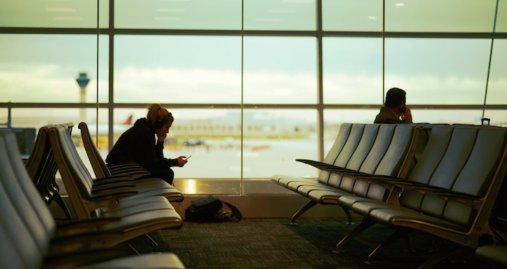 リゾートバイトで採用になると速攻で飛行機予約せよ!