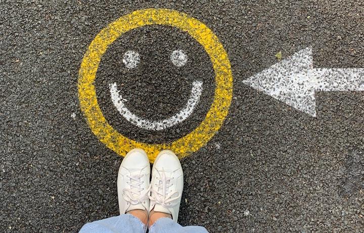 人や環境に左右されない心が、幸せを掴むと思う!