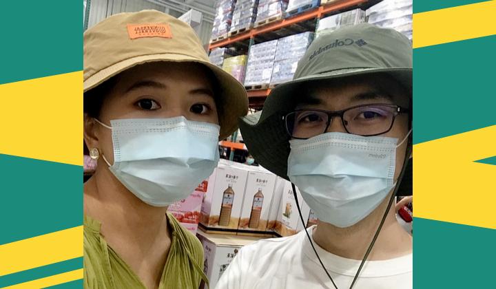 国際結婚をして、台湾でフリーランスとして働く!趣味は農業!