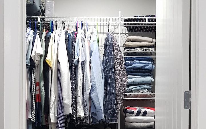 余談:服はそのシーズンに一度も着なかったら捨てるべき!