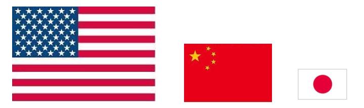 確認です!日本は経済大国ですか?経済の中心はアメリカや中国です。
