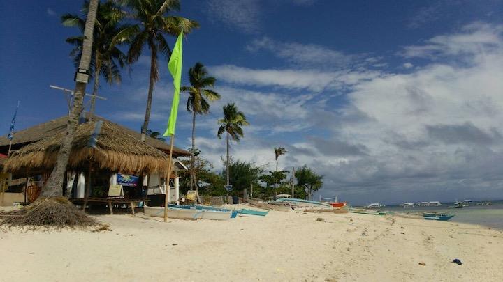 フィリピン留学中にプチツアーで離島旅行をする!