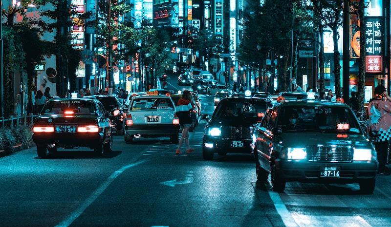 東京は観光やビジネスの場だけど、東京だけではなく日本がそうです。