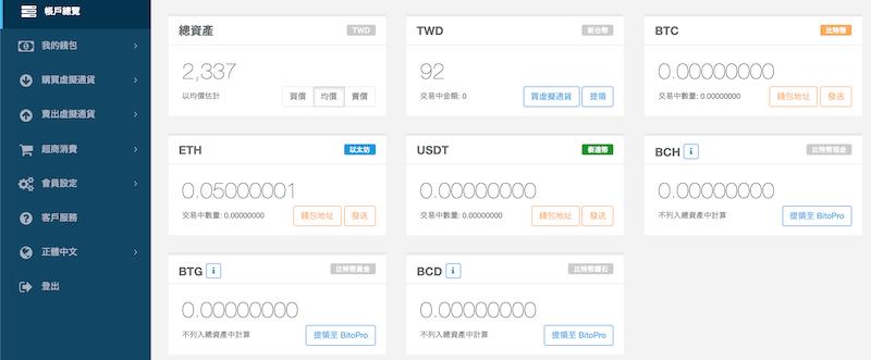 台湾の「BitoEX」って何?どんなサービスなの?